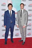 Dan Lin und Jonathan Eirich beim Gala Screening des Kinofilms 'The Two Popes / Die zwei Päpste' auf dem AFI Fest 2019 im TCL Chinese Theatre. Los Angeles, 18.11.2019