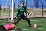 Getafe's Leandro Chichizola during training session. May 19,2020.(ALTERPHOTOS/Acero)