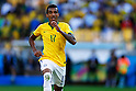 Luiz Gustavo (BRA),<br /> JUNE 28, 2014 - Football / Soccer :<br /> FIFA World Cup Brazil 2014 Round of 16 match between Brazil 1(3-2)1 Chile at Estadio Mineirao in Belo Horizonte, Brazil. (Photo by D.Nakashima/AFLO)