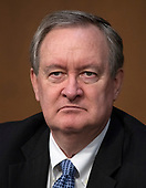 United States Senator Mike Crapo (Republican of Idaho) listens to opening remarks prior to Judge Brett Kavanaugh giving testimony before the United States Senate Judiciary Committee on his nomination as Associate Justice of the US Supreme Court to replace the retiring Justice Anthony Kennedy on Capitol Hill in Washington, DC on Tuesday, September 4, 2018.<br /> Credit: Ron Sachs / CNP<br /> (RESTRICTION: NO New York or New Jersey Newspapers or newspapers within a 75 mile radius of New York City)