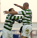 06/11/2005         Copyright Pic : James Stewart.File Name : sct_jspa08 falkirk v celtic.JOHN HARTSON CELEBRATES AFTER HE SCORES CELTIC'S THIRD.....Payments to :.James Stewart Photo Agency 19 Carronlea Drive, Falkirk. FK2 8DN      Vat Reg No. 607 6932 25.Office     : +44 (0)1324 570906     .Mobile   : +44 (0)7721 416997.Fax         : +44 (0)1324 570906.E-mail  :  jim@jspa.co.uk.If you require further information then contact Jim Stewart on any of the numbers above.........