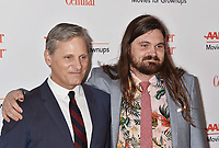BEVERLY HILLS, CA - FEBRUARY 04: Viggo Mortensen (L) and Henry Mortensen attend the 18th Annual AARP The Magazine's Movies For Grownups Awards at the Beverly Wilshire Four Seasons Hotel on February 04, 2019 in Beverly Hills, California.<br /> CAP/ROT/TM<br /> &copy;TM/ROT/Capital Pictures