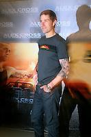 """Mexico, D.F.- 16ene2013 - St Regis Hotel.El actor Matthew Fox, visita la Ciudad de México para promover su nuevo filme """"Alex Cross en la mente del asesino"""". .Photo: Alexa Sendel/DAMMPHOTO.COM."""