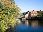Flatford Mill, Suffolk, England