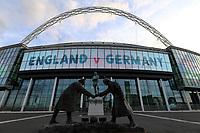 20171110 Calcio Inghilterra Germania Amichevole