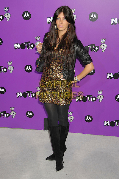 BRITTNEY GASTINEU.9th Annual Motorola in Hollywood Party at The Lot, West Hollywood, California, USA, 8 November 2007..full length Britney gastineau.CAP/ADM/BP .©Byron Purvis/AdMedia/Capital Pictures.