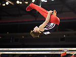 British Championships 2017. Mens U16 All Around Competition 24.3.17