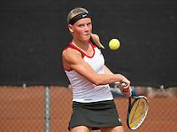 August 6, 2014, Netherlands, Rotterdam, TV Victoria, Tennis, National Junior Championships, NJK,  Suzan Lamens (NED)<br /> Photo: Tennisimages/Henk Koster