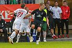 20.07.2018, Zillertalarena, Zell am Ziller, AUT, FSP, 1.FBL, SV Werder Bremen (GER) vs 1. FC Koeln (GER), im Bild<br /> <br /> Matthias Lehmann (Koeln #33) <br /> Vincent Koziello (Neuzugang Koeln #21) Felix Beijmo (Neuzugang SV Werder Bremen #02)<br /> Foto © nordphoto / Kokenge