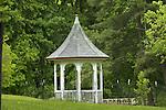 garden gazebo, Eagles Mere, PA