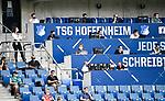 Journalisten auf der Tribuehne.<br /> <br /> Sport: Fussball: 1. Bundesliga: Saison 19/20: 33. Spieltag: TSG 1899 Hoffenheim - 1. FC Union Berlin, 20.06.2020<br /> <br /> Foto: Markus Gilliar/GES/POOL/PIX-Sportfotos<br /> <br /> Foto © PIX-Sportfotos *** Foto ist honorarpflichtig! *** Auf Anfrage in hoeherer Qualitaet/Aufloesung. Belegexemplar erbeten. Veroeffentlichung ausschliesslich fuer journalistisch-publizistische Zwecke. For editorial use only. DFL regulations prohibit any use of photographs as image sequences and/or quasi-video.