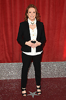 Melanie Hill<br /> arriving for The British Soap Awards 2019 at the Lowry Theatre, Manchester<br /> <br /> ©Ash Knotek  D3505  01/06/2019