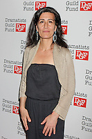 Jeanine Tesori attends The Dramatists Guild Fun's 50th Anniversary Gala at the Mandarin Oriental in New York, 03.06.2012...Credit: Rolf Mueller/face to face /MediaPunch Inc. ***FOR USA ONLY***