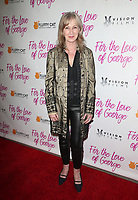 HOLLYWOOD, CA - February 12: Caroline Laderfelt, at Premiere Of Vision Films' 'For The Love Of George' at TCL Chinese 6 Theatres in Hollywood, California on February 12, 2018. Credit: Faye Sadou/MediaPunch