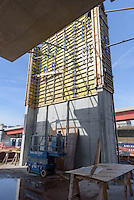 Boathouse at Canal Dock Phase II   State Project #92-570/92-674 Construction Progress Photo Documentation No. 08 on 21 February 2017. Image No. 21