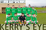 Ballyheigue Athletic at the Greyhound Bar KO Cup 1st Round AC Athletic v Ballyheigue Athletic at  Mounthawk Park on Sunday