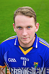 Jerry Wallace member of the Saint Brendans Ardfert Hurling squad,