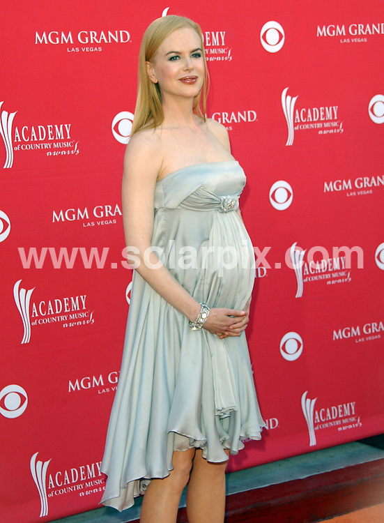 **ALL ROUND PICTURES FROM SOLARPIX.COM**.**SYNDICATION RIGHTS FOR UK, SPAIN, PORTUGAL, AUSTRALIA, S.AFRICA & DUBAI (U.A.E) ONLY**.Nicole Kidman and Keith Urban arrive at the 43rd Academy Of Country Music Awards  held at the MGM Grand Garden Arena, Las Vegas, NV, USA 18th May 2008..This pic: Nicole Kidman..JOB REF: 6448 PHZ/Albert L. Ortega.DATE: 18_05_2008.**MUST CREDIT SOLARPIX.COM OR DOUBLE FEE WILL BE CHARGED* *UNDER NO CIRCUMSTANCES IS THIS IMAGE TO BE REPRODUCED FOR ANY ONLINE EDITION WITHOUT PRIOR PERMISSION*