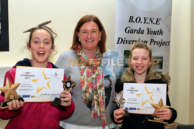 JEssica Woods Left who was injured in the explosion in Drogheda.<br />