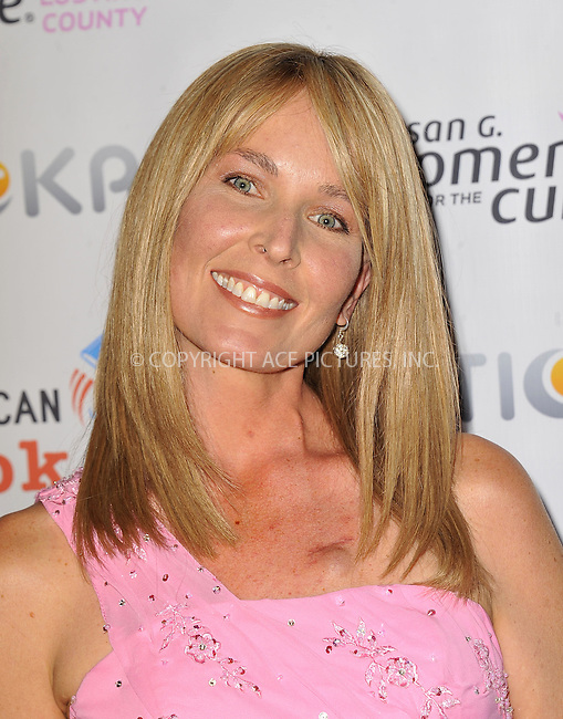 WWW.ACEPIXS.COM......October 13, 2012, Los Angeles, CA.....Dr. Kat arriving at 'Designs For The Cure'  at the Millennium Biltmore Hotel on October 13, 2012 in Los Angeles, California. ..........By Line: Peter West/ACE Pictures....ACE Pictures, Inc..Tel: 646 769 0430..Email: info@acepixs.com