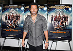 Broadway Star Corbin Bleu.attending  a screening of 'Rock Of Ages' at the Regal E-Walk Stadium Theaters in New York City on June 11, 2012.