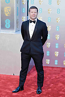 LONDON, UK - FEBRUARY 10: Dermot O'Leary at the 72nd British Academy Film Awards held at Albert Hall on February 10, 2019 in London, United Kingdom. Photo: imageSPACE/MediaPunch<br /> CAP/MPI/IS<br /> ©IS/MPI/Capital Pictures