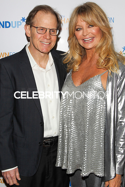 BEVERLY HILLS, CA, USA - NOVEMBER 21: Daniel J. Siegel, Goldie Hawn arrive at Goldie Hawn's Inaugural 'Love In For Kids' Benefiting The Hawn Foundation's MindUp Program held at Ron Burkle's Green Acres Estate on November 21, 2014 in Beverly Hills, California, United States. (Photo by Celebrity Monitor)