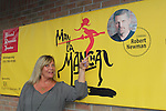 Guiding Light's Kim Zimmer came to see Man Of La Mancha The Musical on May 12, 2016 - opening night - at Bristol Riverside Theatre, Bristol, Pennsylvania. (Photo by Sue Coflin/Max Photos)