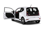 Car images close up view of a 2018 Volkswagen UP GTi 3 Door Hatchback doors