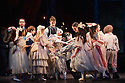 Birmingham, UK. 27.11.2014. Birmingham Royal Ballet present Sir Peter Wright's production of THE NUTCRACKER, music by Pyotr Ilyich Tcaikovsky, at the Birmingham Hippodrome. Photograph © Jane Hobson.