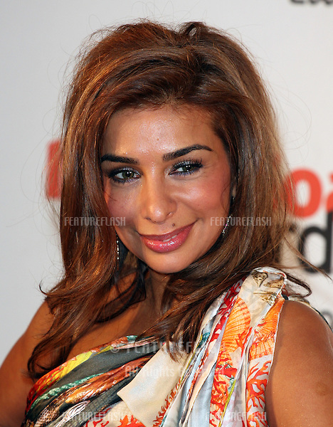 Shobna Gulati arriving for the 2010 Inside Soap Awards, Camden, London. 27/09/2010  Picture by Alexandra Glen / Featureflash