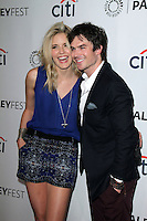 Maggie Grace, Ian Somerhalder<br />