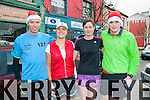 Kerry Crusaders 5k Charity Run : The Purcell family from Woodford, Robert, Julie, Clare & Andrew who took part in the Kerry Crusaders 5k Charity run in Listowel on Sunday last.