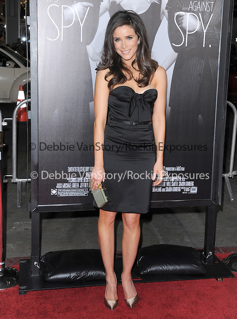 Abigail Spencer at Twentieth Century Fox L.A Premiere of This Means War held at The Grauman's Chinese Theatre in Hollywood, California on February 08,2012                                                                               © 2012 Hollywood Press Agency