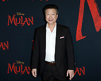 """LOS ANGELES - MAR 9:  Tzi Ma at the """"Mulan"""" Premiere at the Dolby Theater on March 9, 2020 in Los Angeles, CA"""