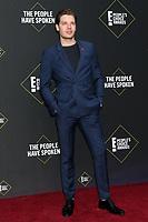LOS ANGELES - NOV 10:  Dominic Sherwood at the 2019 People's Choice Awards at Barker Hanger on November 10, 2019 in Santa Monica, CA