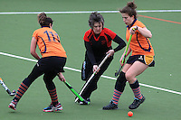 Havering HC Ladies 3rd XI vs East London HC Ladies 3rd XI 06-02-16