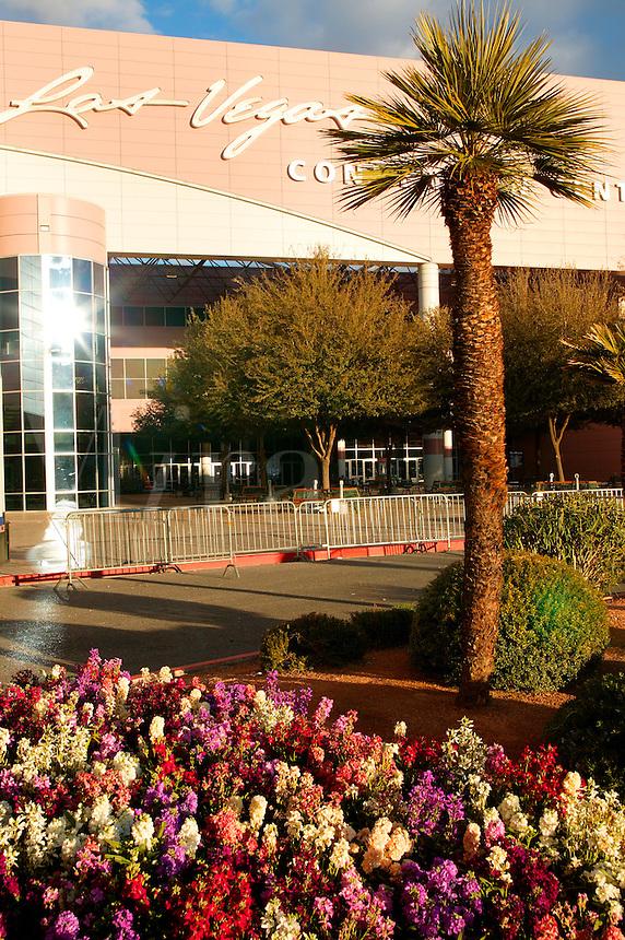 Las Vegas Convention Center, Nevada.