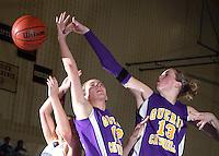 Girls Varsity Basketball vs Tipton 1-5-10