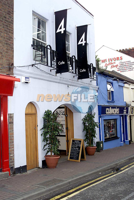 No. 4, Stcokwell Street..Picture Paul Mohan Newsfile