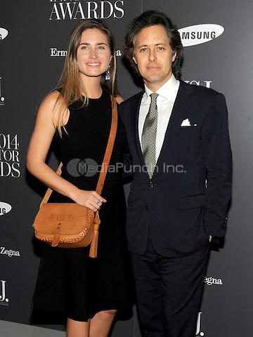 New York, NY-  November 5: Lauren Bush Lauren and David Lauren attend the WSJ ' Innovator Of The Year' Awards at the Museum Of Modern Art on November 5, 2014 in New York City. Credit: John Palmer/MediaPunch