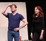 Mitchell Jarvis and Marilu Henner during Broadway's 'Gettin' the Band Back Together' on May 4, 2018 at Manhattan Movement & Arts Center in New York City.