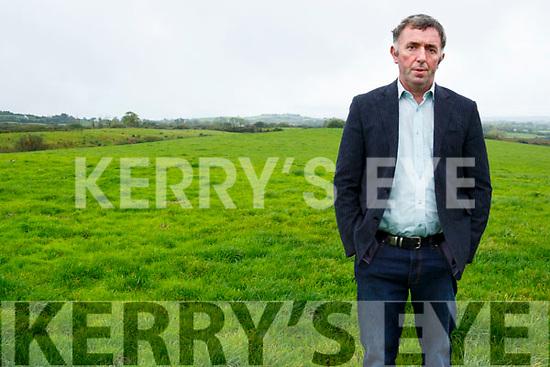 North Kerry Farmer Michael O'Connor who had 11 cows stolen from his Farm near Glin.