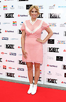 Stacey Solomon at the British LGBT Awards at the London Marriott Hotel Grosvenor Square, Grosvenor Square, London on Friday 11 May 2018<br /> CAP/ROS<br /> &copy;ROS/Capital Pictures