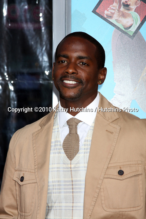 "Keith Robinson.arrives at ""The Losers"" Premiere.Grauman's Chinese Theater.Los Angeles, CA.April 20, 2010.©2010 Kathy Hutchins / Hutchins Photo..."