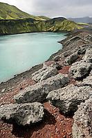 Ancient Caldera/Cinder Cone, Landmannalaugar, Iceland