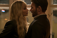 Red Sparrow (2018) <br /> Jennifer Lawrence &amp; Joel Edgerton  <br /> *Filmstill - Editorial Use Only*<br /> CAP/KFS<br /> Image supplied by Capital Pictures