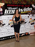 26.07.2012. Premier at Palafox Cinema in Madrid of the movie 'Impavido´, directed by Carlos Theron and starring by Marta Torne, Selu Nieto, Nacho Vidal, Carolina Bona, Julian Villagran and Manolo Solo. In the image Marta Tome (Alterphotos/Marta Gonzalez)