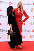 Claudia Winkleman<br /> arriving for the BAFTA TV Awards 2019 at the Royal Festival Hall, London<br /> <br /> ©Ash Knotek  D3501  12/05/2019