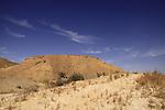 Israel, Negev desert, Ein Saharonim in Ramon crater.